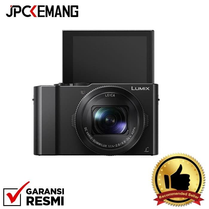 harga Kamera panasonic lumix dmc-lx10 / lx 10 / lx-10 digital camera pocket Tokopedia.com