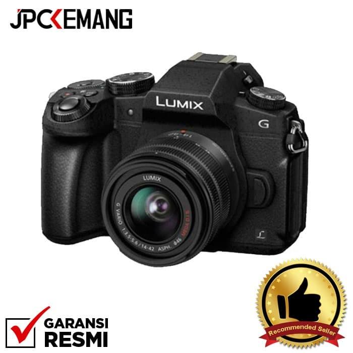 harga Panasonic lumix dmc-g85 kit 14-42mm f/3.5-5.6 ii mega o.i.s (black) Tokopedia.com
