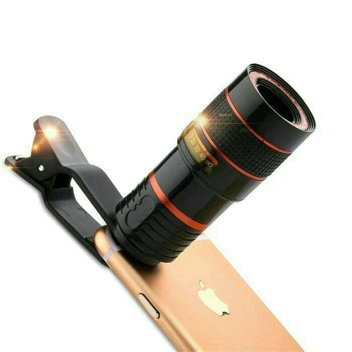 harga Lensa telezoom jepit lensa telescope optical zoom Tokopedia.com