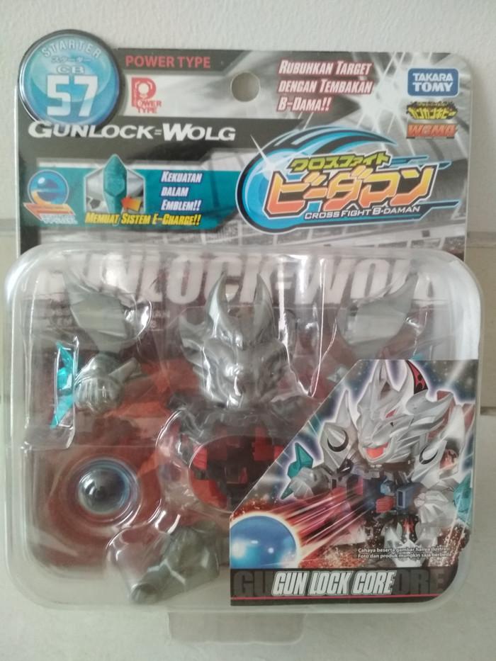 harga Cross fight b-daman gunlock wolg Tokopedia.com