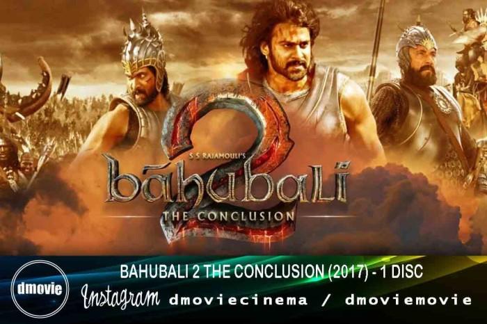 Jual Baahubali 2 The Conclusion 2017 Dvd Box Office Kota Pontianak Dmoviemovie Tokopedia