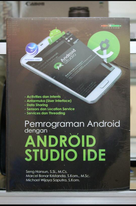 harga Buku pemrograman android dengan android studio ide Tokopedia.com