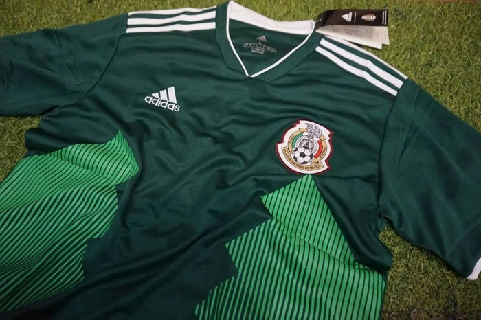 105e531a85e Jual JERSEY BOLA MEXICO HOME OFFICIAL WORLD CUP 2018 GRADE ORIGINAL ...