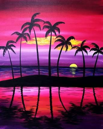 830+ gambar pemandangan pantai waktu pagi HD Terbaik
