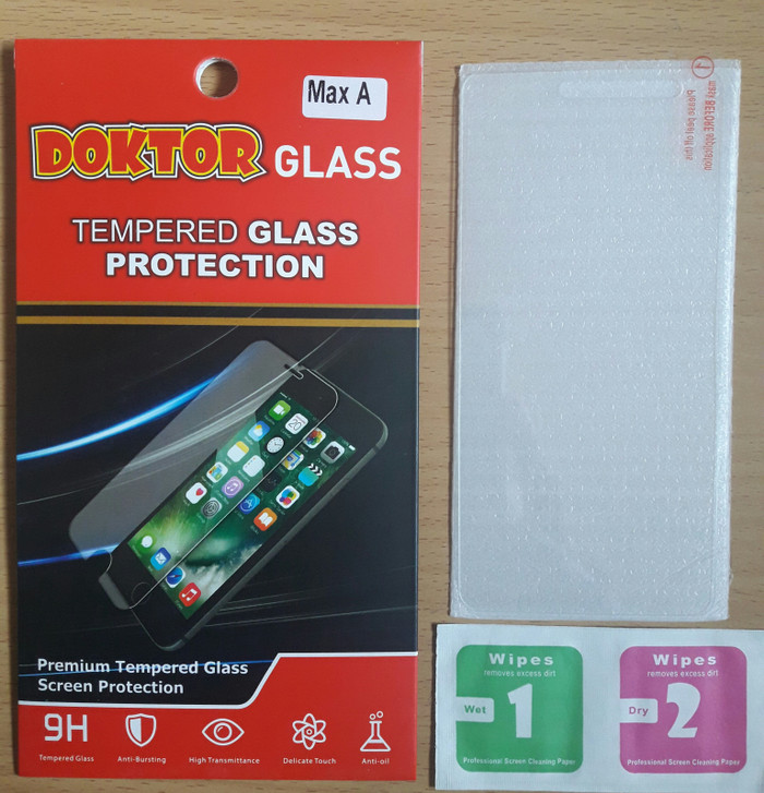 Tempered Glass Andromax A/B | E2 | Qi 0,26 mm 0,