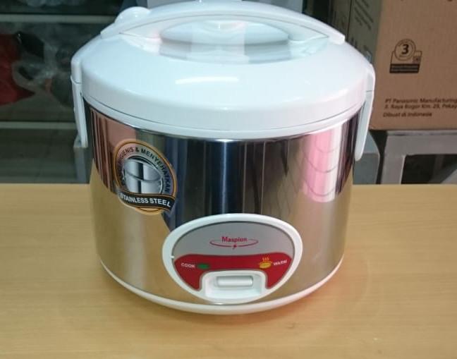 harga Rice cooker maspion mrj 208 ss Tokopedia.com