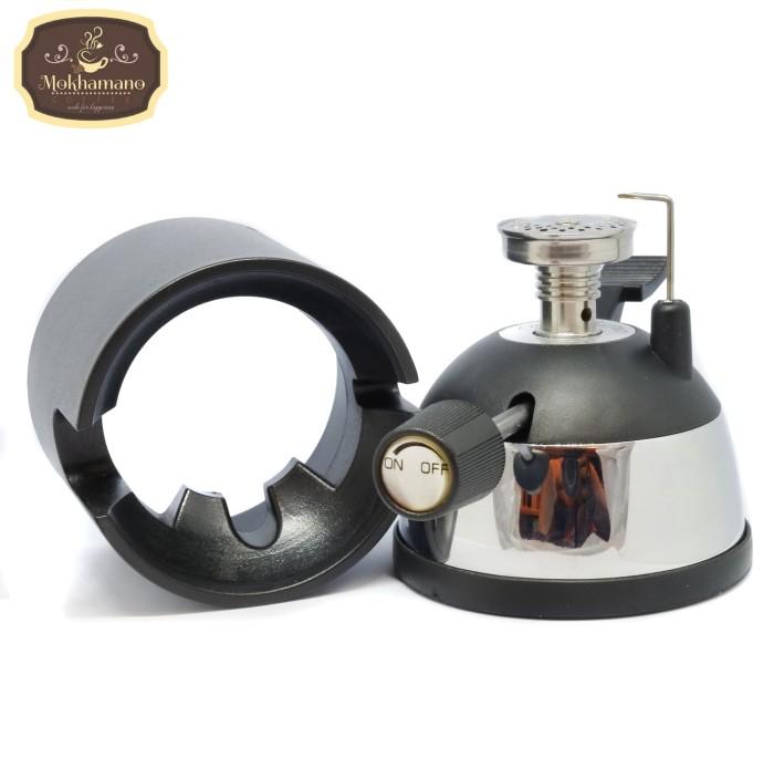 harga Renmei mini gas burner / mini torch / burner moka ht-5012m black Tokopedia.com