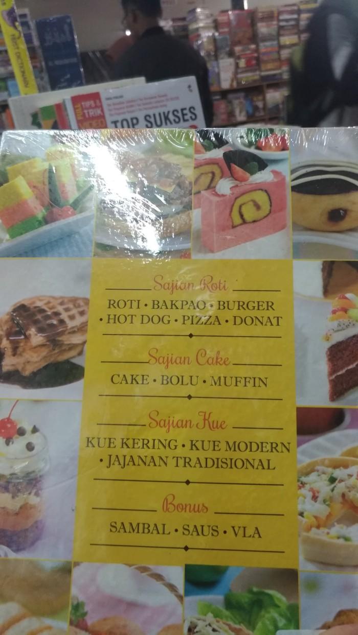 Jual Sajian Roti Cake Dan Kue Jakarta Selatan TB ALADDIN