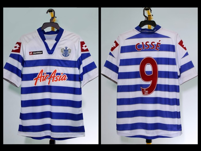 new arrivals 9b2b5 a5add Jual Jersey QPR / Queens Park Rangers Home 2012/13 Original - Kota Semarang  - FLAIR CORNER | Tokopedia