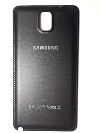harga 100% original samsung tutup baterai galaxy note 3 -black Tokopedia.com