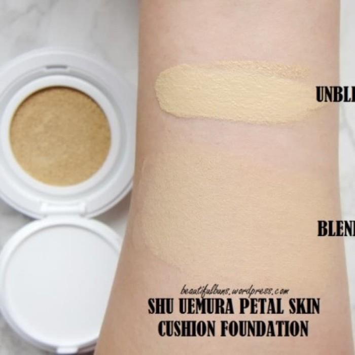 Jual Shu Uemura Petal Skin Cushion Foundation Full Size Case Dki Jakarta Authentic Beauty Tokopedia