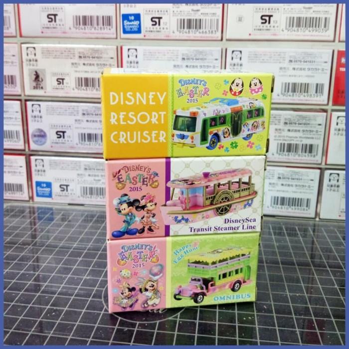 harga Tomica disney resort japan set mickey minnie donald daisy easter 2015 Tokopedia.com