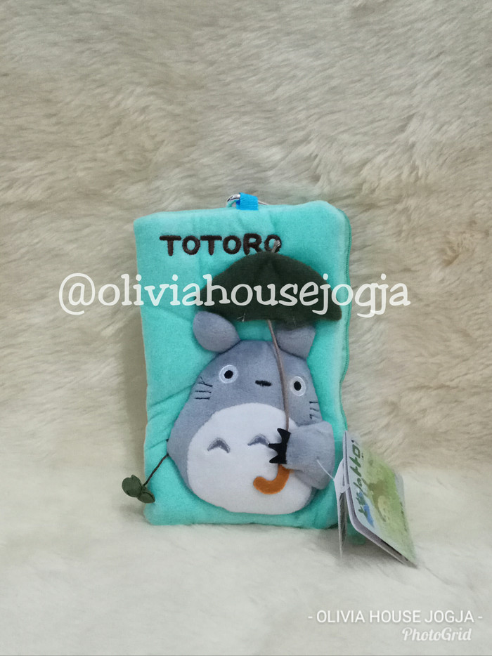harga Dompet bulu karakter totoro payung cute Tokopedia.com