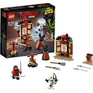 LEGO The Ninjago Movie Spinjitzu Training Set 70606