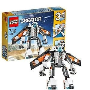 Jual Lego Creator 3 In 1 31034 Future Flyers Robot Set Building T