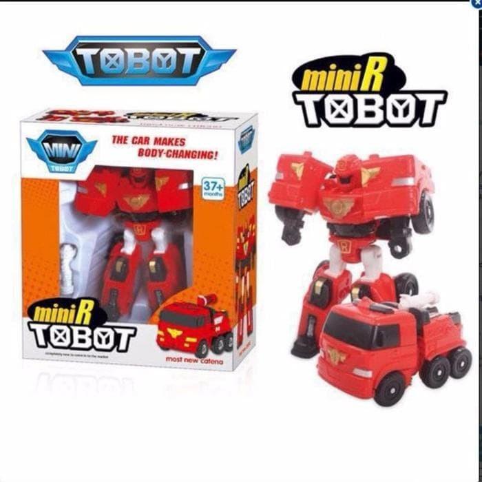 Foto Produk Termurah Tobot Mini R Transform Robocar Mainan Anak dari hp_shop