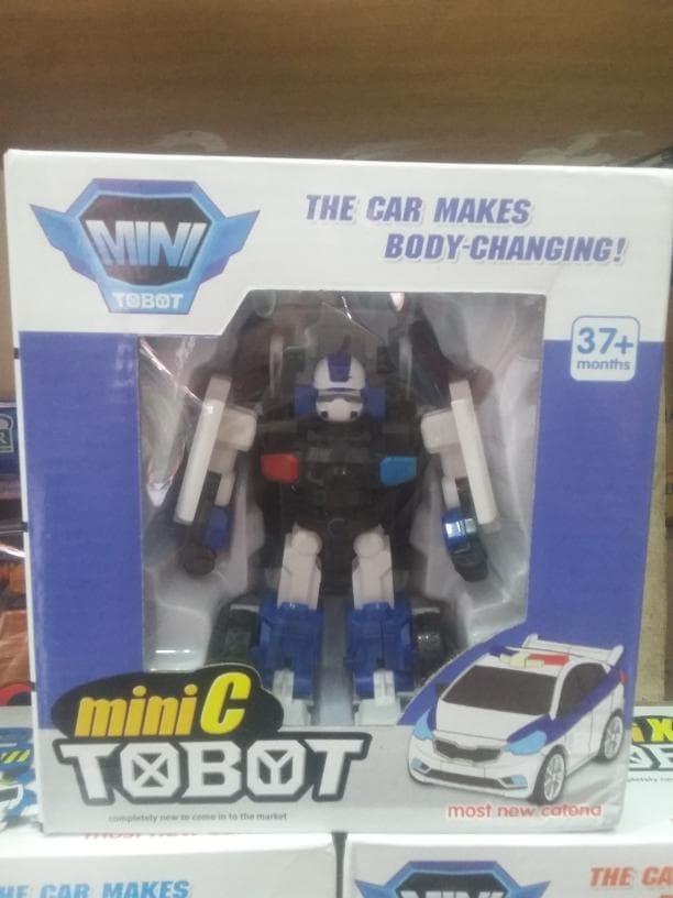 Foto Produk Termurah Mainan Robot Tobot W X Y Z - Mobil Mini Tobot W X Y Z dari speedtoko1