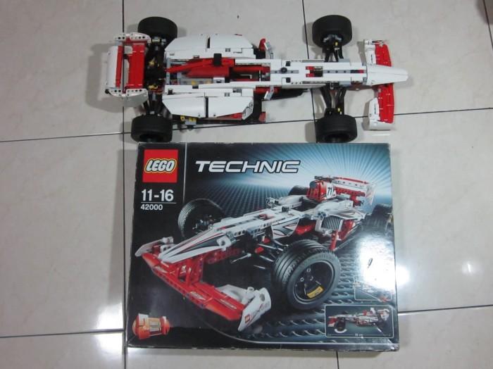 Jual Lego Technic Bekas Model Mobil F1 Serial 42000 Dki Jakarta