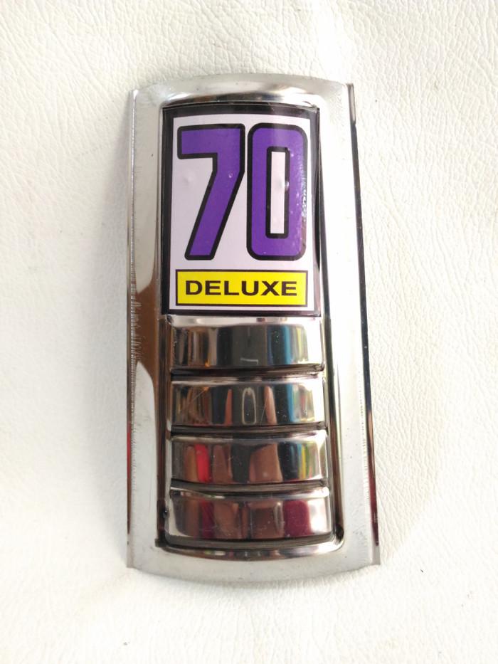 harga Emblem dasi c70 tipis Tokopedia.com
