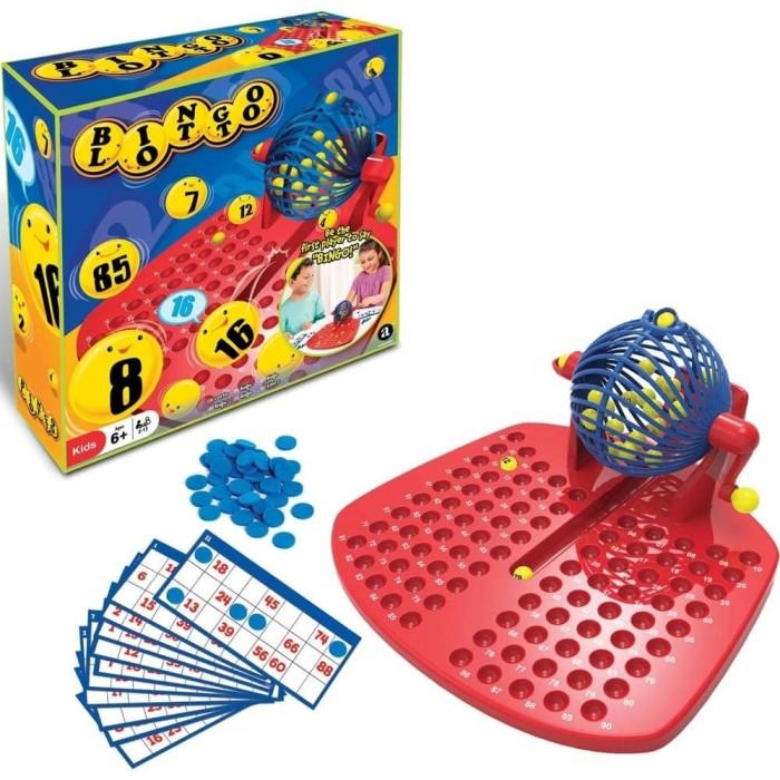 harga Mainan edukasi kiddy fun bingo lotto games kelompok Tokopedia.com