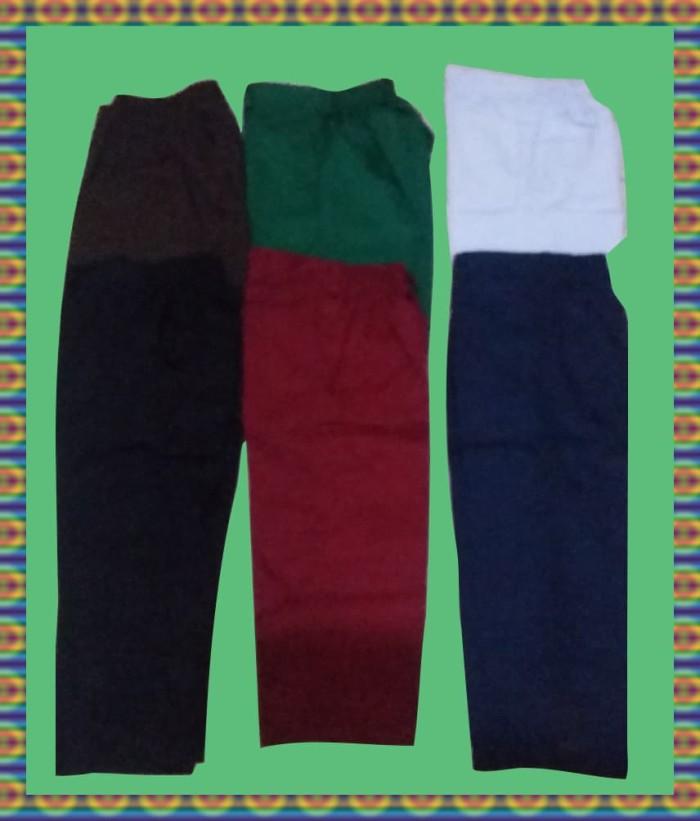 harga Celana panjang seragam sekolah sd katun biru terlaris anak laki laki Tokopedia.com