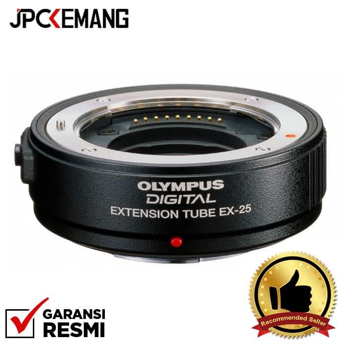 Foto Produk Olympus Extension Tube EX-25 GARANSI RESMI dari JPCKemang