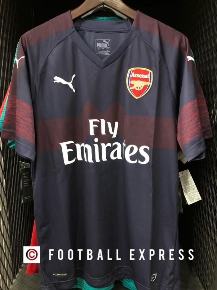 new concept eec2a d2c00 Jual Jersey Original Arsenal Away 2018-2019 - DKI Jakarta - football  express | Tokopedia