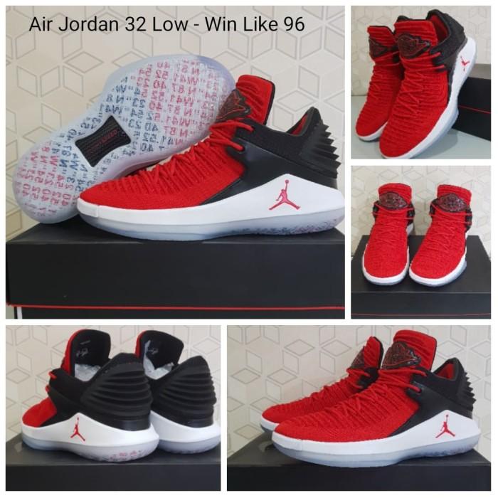c0ce4f978f74c2 Jual Sepatu Basket Nike Air Jordan XXXII AJ 32 Low Termurah - win ...