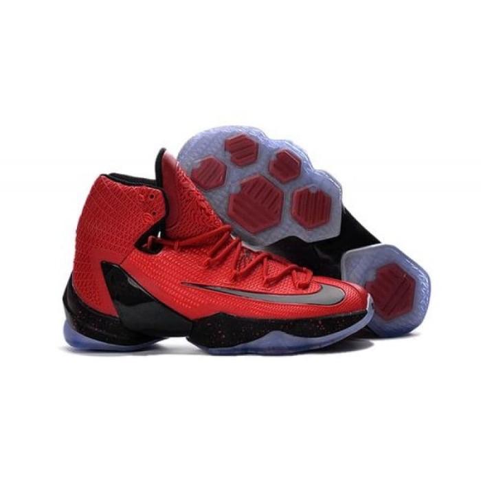sports shoes 09f4e 74570 Sepatu Basket Nike LeBron 13 Elite EP UNIVERSITY RED 831924606