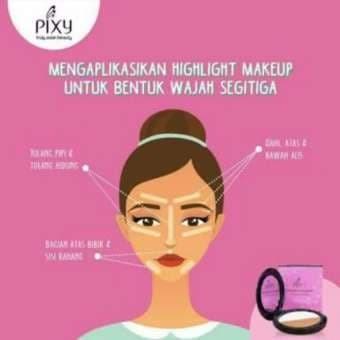 Pixy Highlight & Shading Perfecting Face Shape - 10gr - Original