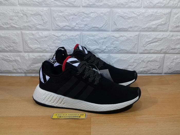 innovative design f6513 3afd2 Sepatu Adidas NMD R2 Tokyo - Premium Quality