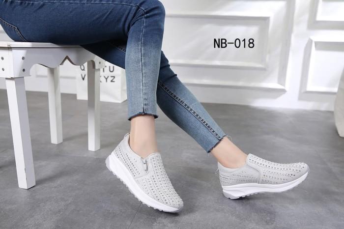 harga Sepatu murah wanita batam  fashion sneaker ac nb-018 Tokopedia.com