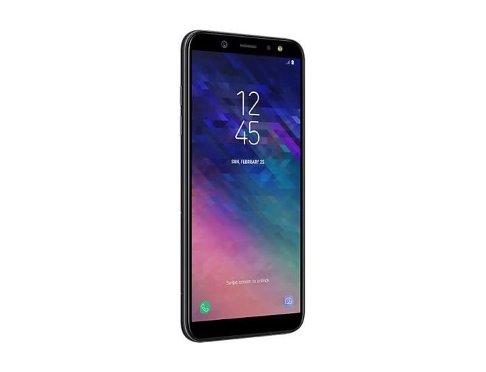 Samsung galaxy a6 (a600) - hitam