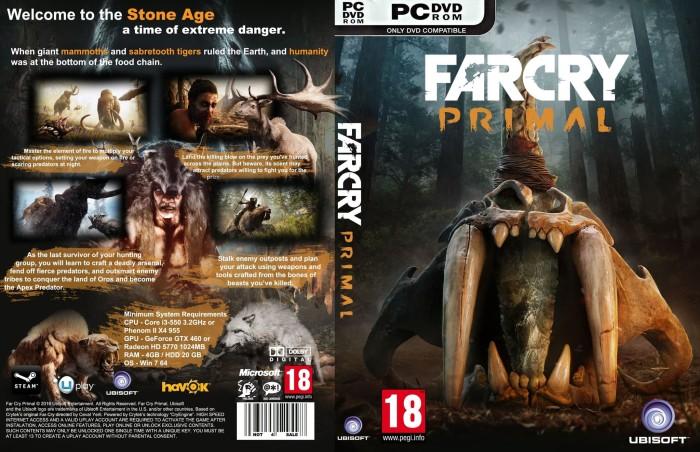 Jual Farcry Primal For Pc Or Laptop Kab Tangerang Wildans Games Tokopedia