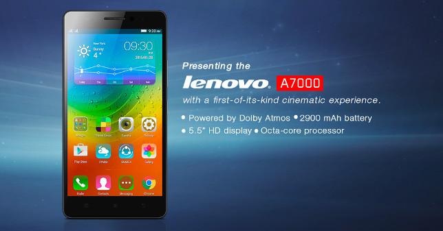 harga Lenovo a7000 2gb 2 gb ram 8gb 8 gb rom black lte garansi distributor Tokopedia.com