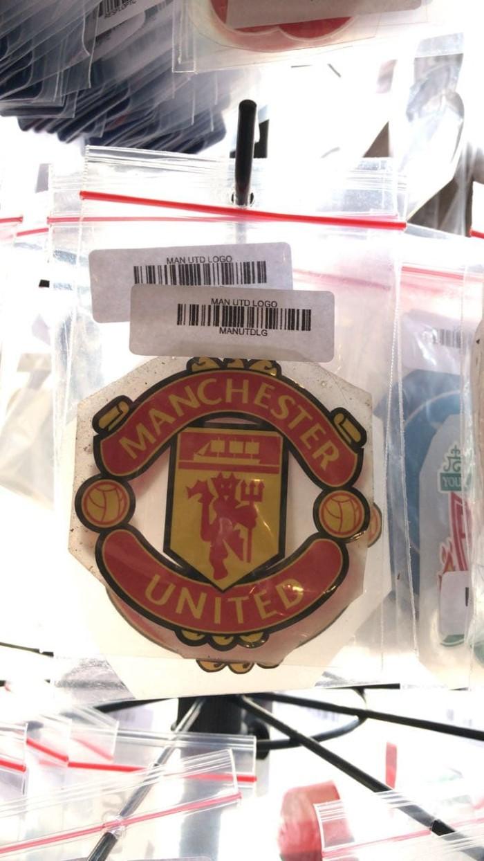 Jual Manchester United FC Logo Kota Batam Pobo Soccer