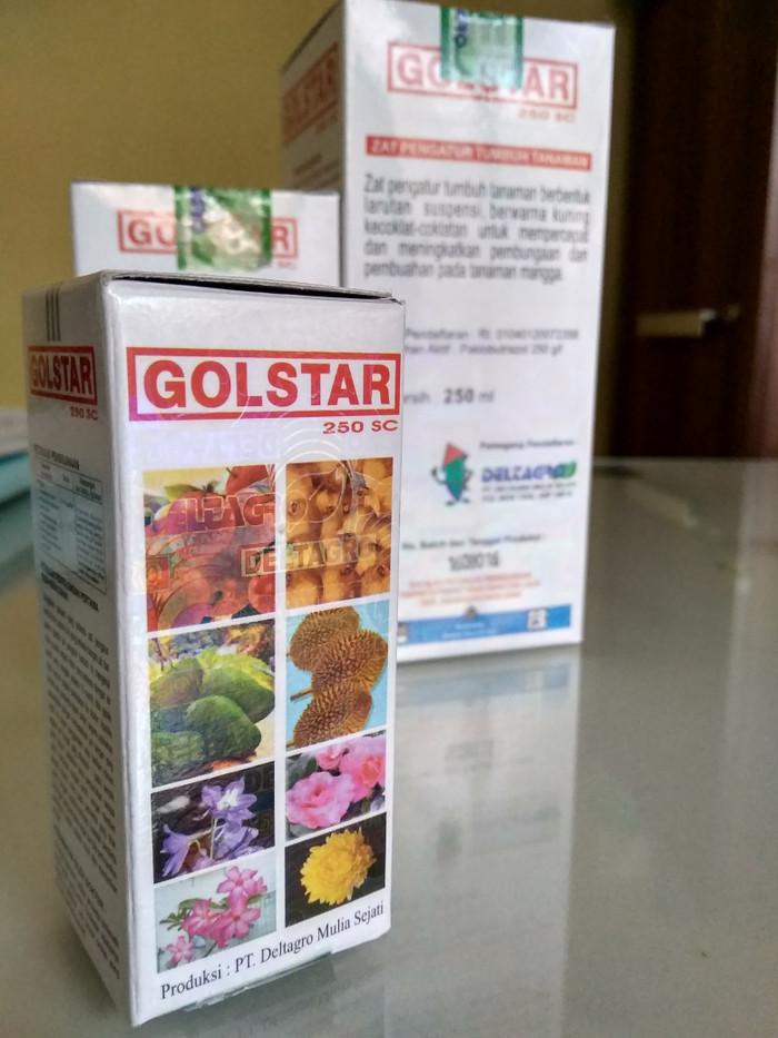 harga 30 cc merangsang bunga buah durian mangga zpt golstar paklobutrazol Tokopedia.com