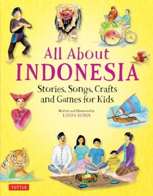harga All about indonesia: stories songs crafts and games (9780804848503) Tokopedia.com