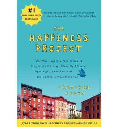 harga The happiness project by gretchen rubin Tokopedia.com