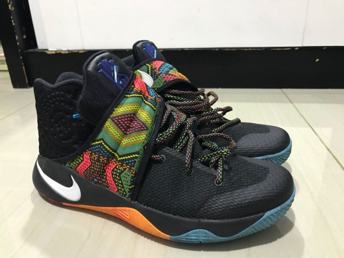 9a3cc05f9aa9 ... ireland sepatu basket nike kyrie 2 bhm original second 2nd 6ce77 180a6