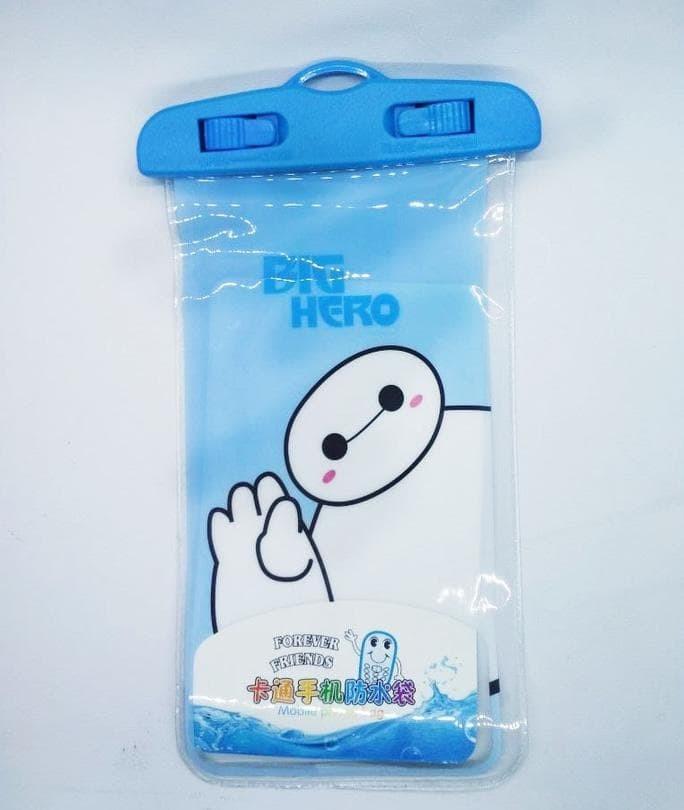 Waterproof Case Handphone Casing Hp Tahan Air Multi Karakter