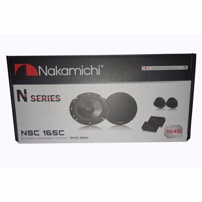 Harga Nakamichi Speaker Travelbon.com