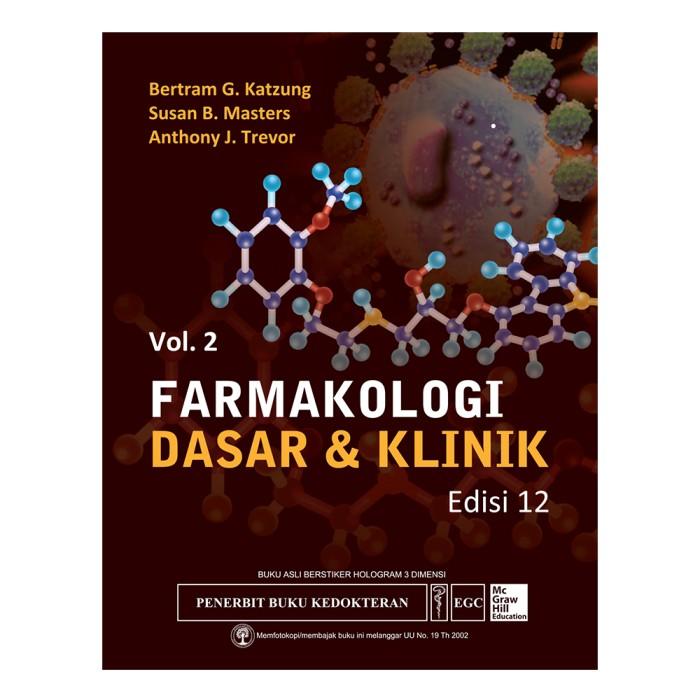 harga Farmakologi dasar & klinik vol.2 edisi 12 Tokopedia.com