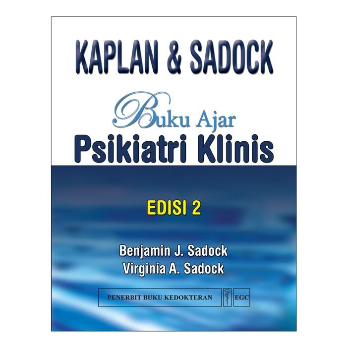 harga Buku ajar psikiatri klinis kaplan edisi 2 Tokopedia.com