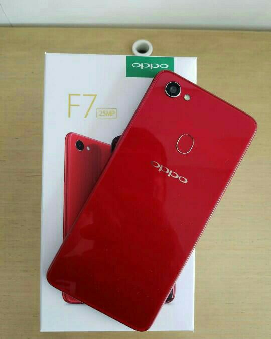 Jual Hp Oppo V7 4 64 Gb Red Edition Kota Tangerang Qla House Tokopedia