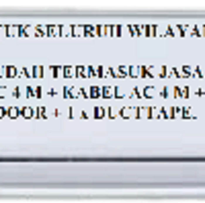 Info Ac Daikin 1 Pk Travelbon.com