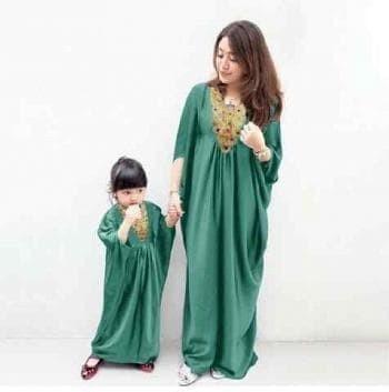 Katalog Grosir Baju Couple Muslim Ibu Dan Anak Travelbon.com