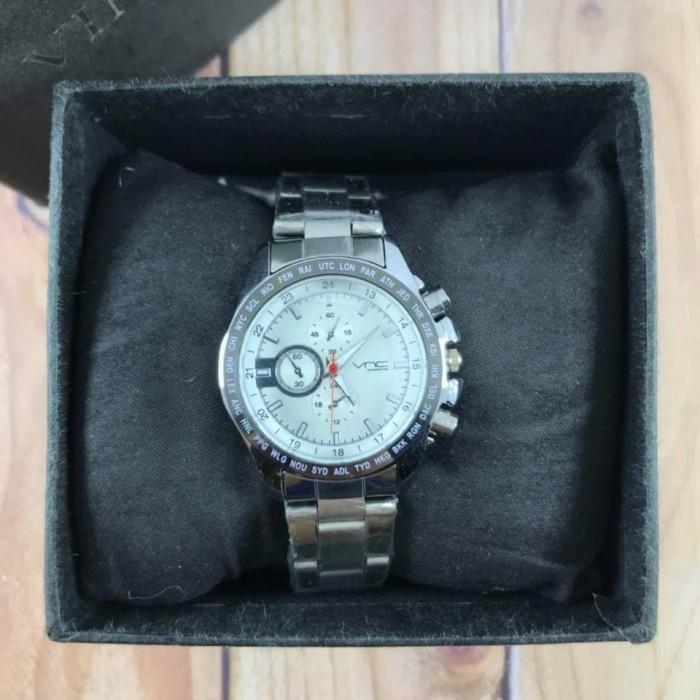 ... harga Jam tangan pria vincci vnc original 240 white Tokopedia.com 38daee7a06
