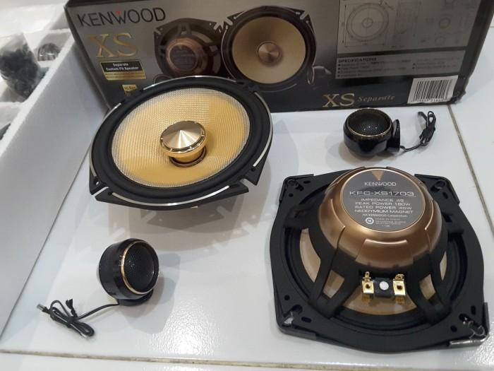 Jual Speaker Kenwood KFC-XS1703 Hi-Res Audio (25hz-48 000hz) - Kota  Surabaya - Alienaudio | Tokopedia