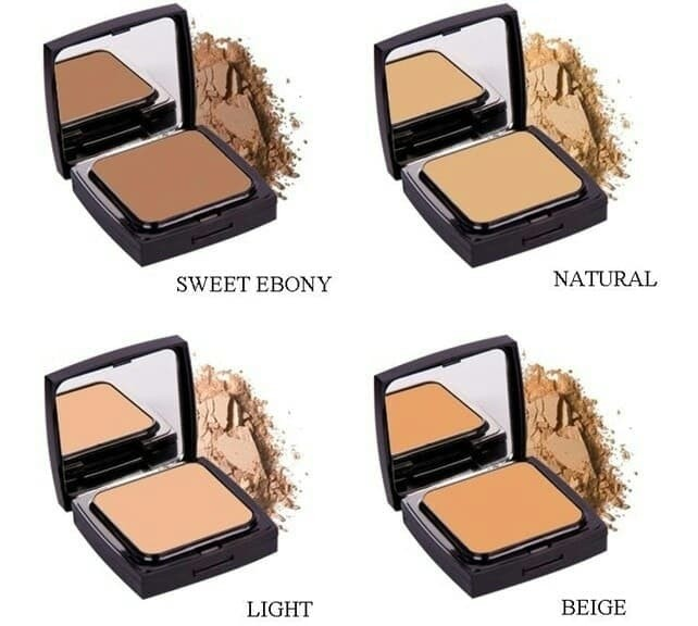 T2105 Mineral Botanica Two Way Cake Foundation